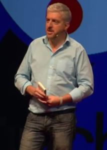 Anthony McCarten Ted talk