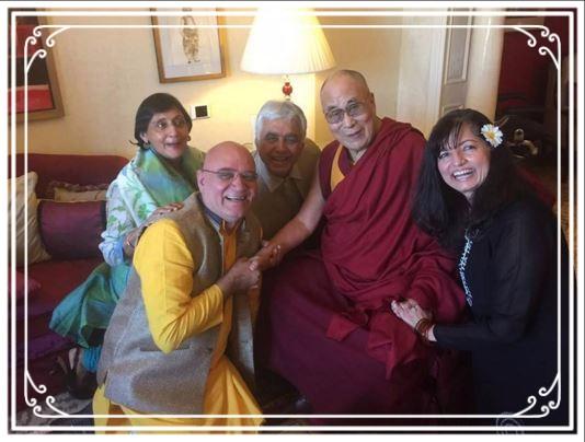 dalai lama et dr kataria
